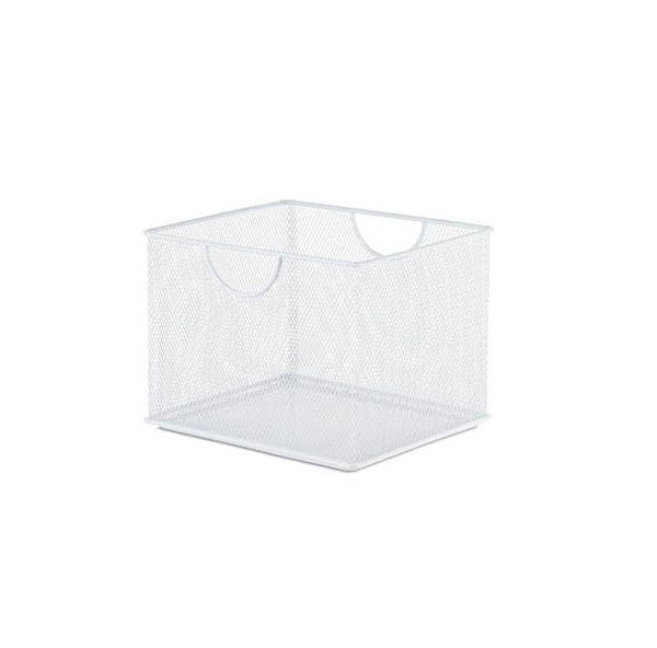 Picture of MESHWORKS® STACKING BIN (WHITE: 8 X 7)