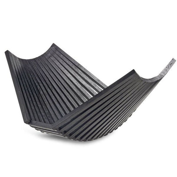 Picture of Fruit Basket collapsable Black
